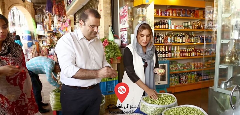 آموزش غذاهای ایرانی و تهرانی
