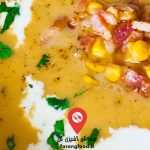 آشپزی با تاتیانا :فیلم آموزش کیک موس انبه خامه ای