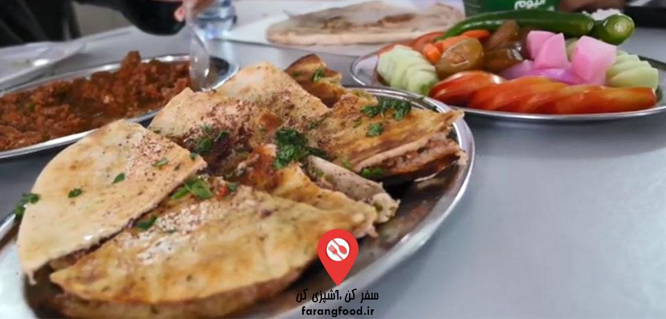 سفرنامه غذا : شهر عمان (امان) اردن (قسمت 4 )