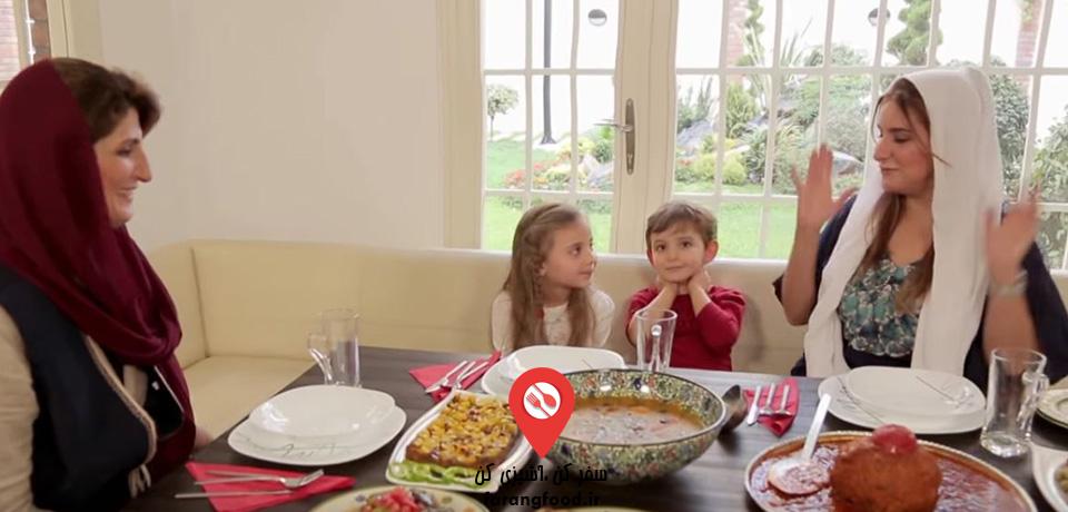 آشپزخانه ایرانی آریانا – سفر به تبریز