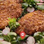 آشپزی آسان با نایجلا: فیلم آموزش نان شکم پر با گوشت