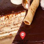 آشپزی با تاتیانا :فیلم آموزش سالاد استیک با سس بلو چیز