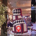 دوست داران کاپ کیک : فیلم آموزش تزیین کاپ کیک به شکل صدف ، دامن و گل