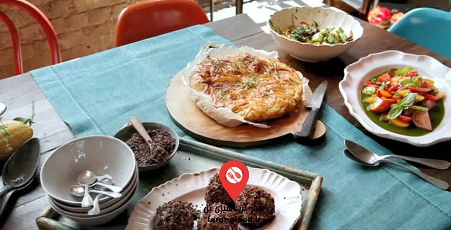 غذاهای نیم ساعته جیمی : قسمت چهارم