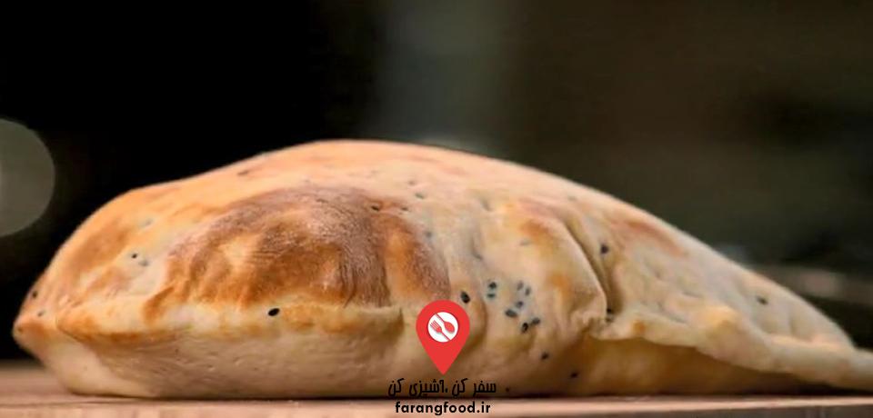 فیلم آموزش پخت نان یونانی پیتا و کباب یونانی سوولاکی