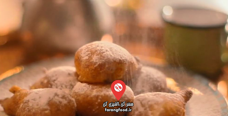 آشپزخانه ایتالیایی نایجلا : فیلم آموزش دسر بوسه ها
