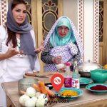 آشپزی با آنا : قسمت چهارم : فیلم آموزش منو تابستانی