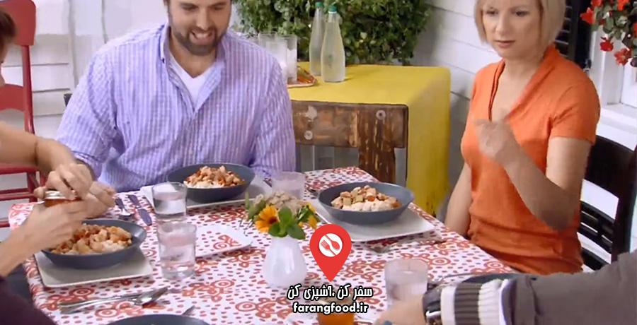 آشپزی با آنا : قسمت پنجم: فیلم آموزش نهار سبک ، ژیمی و فلفلی