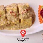 آشپزی با واه : فیلم آموزش دسر موز نارگیل با پودر کاسترد