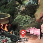 آشپزی با تاتیانا :فیلم آموزش بوریتو گوشت و فلفل با سالسای انبه