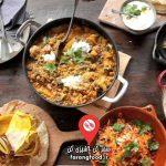 آشپزی با تاتیانا :فیلم آموزش کباب آبدار بره با سس چیمی چوری و سالاد خیار گوجه