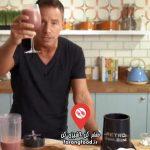 عصاره با جیسون : فیلم آموزش نوشیدنی خنک هندوانه نعنا