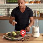 عصاره با جیسون : فیلم آموزش نوشیدنی سم زدا و آبرسان ورزشی