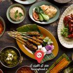 فود سفری : فیلم آموزش آشپزی سریلانکایی