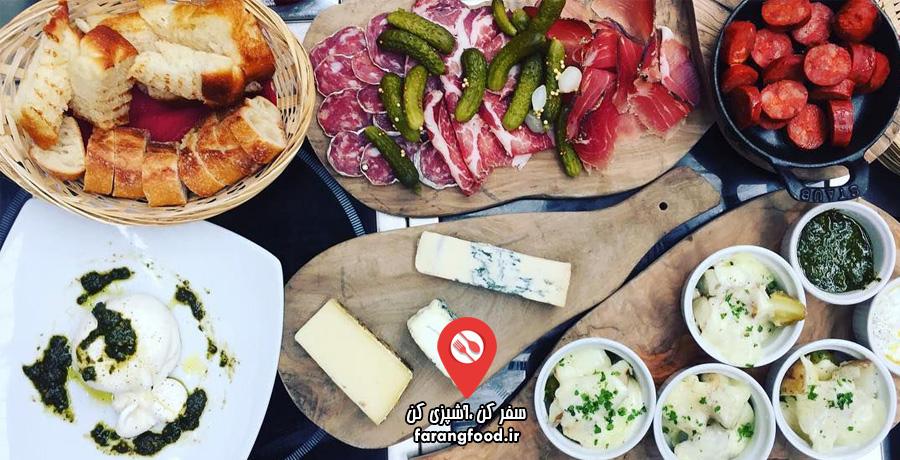 فود سفری : فیلم آموزش آشپزی فرانسوی