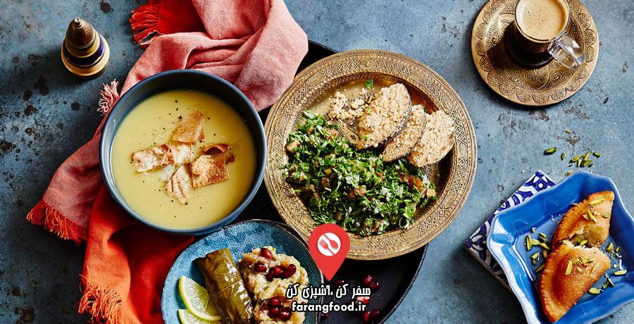 فود سفری : فیلم آموزش آشپزی موریتانی