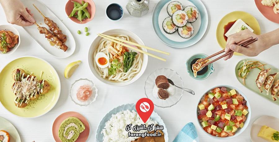 فود سفری : فیلم آموزش آشپزی ژاپنی