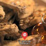 نانوایی پل هالیوود : فیلم طرز تهیه خمیر پیتزا و پخت پیتزا بدون سس گوجه