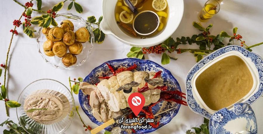 فود سفری : فیلم آموزش آشپزی انگلیسی