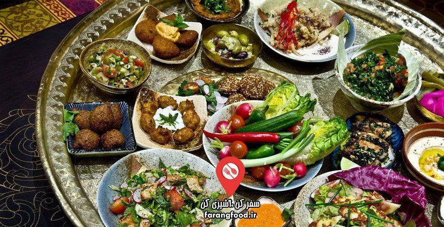 فود سفری : فیلم آموزش آشپزی مراکشی