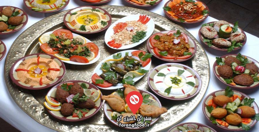 فود سفری : فیلم آموزش آشپزی مصری