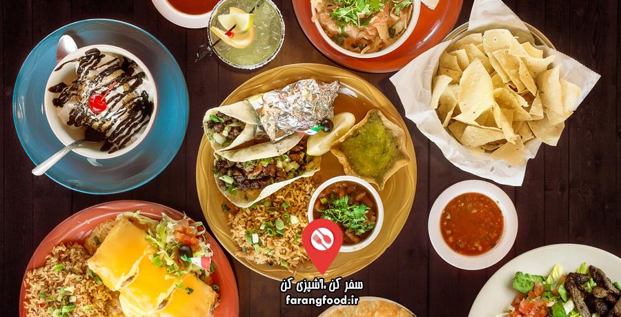 فود سفری : فیلم آموزش آشپزی مکزیکی