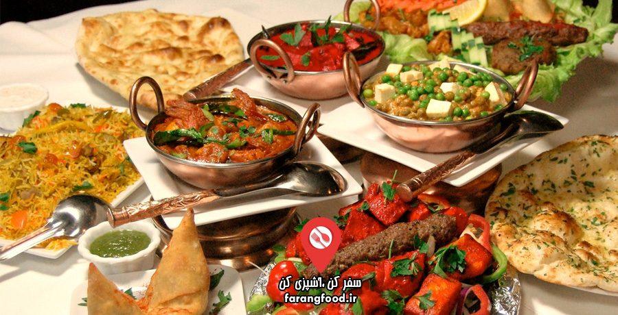 فود سفری : فیلم آموزش آشپزی پاکستانی