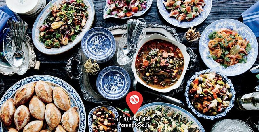 فود سفری : فیلم آموزش آشپزی پرتغالی
