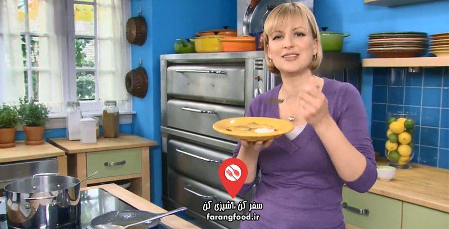 آشپزی با آنا : قسمت هشتم: فیلم آموزش دستور پخت های مادربزرگ