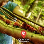 آشپزی با تاتیانا:فیلم آموزش کیک خامه ای افرا و گردو آمریکایی با تزیینات شکری