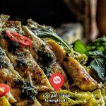 آشپزی خانگی :فیلم آموزش پای نوتلا موز