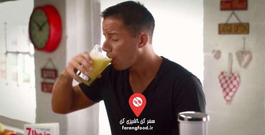 عصاره با جیسون : فیلم آموزش شربت لیموناد خانگی