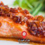 آشپزی در طبیعت : فیلم آموزش میگو کبابی با سس انبه
