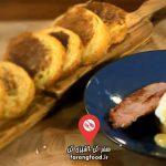 لوکانتا :فیلم آموزش خوراک بره تنوری ترکیه