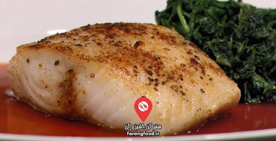 خوراک ماهی