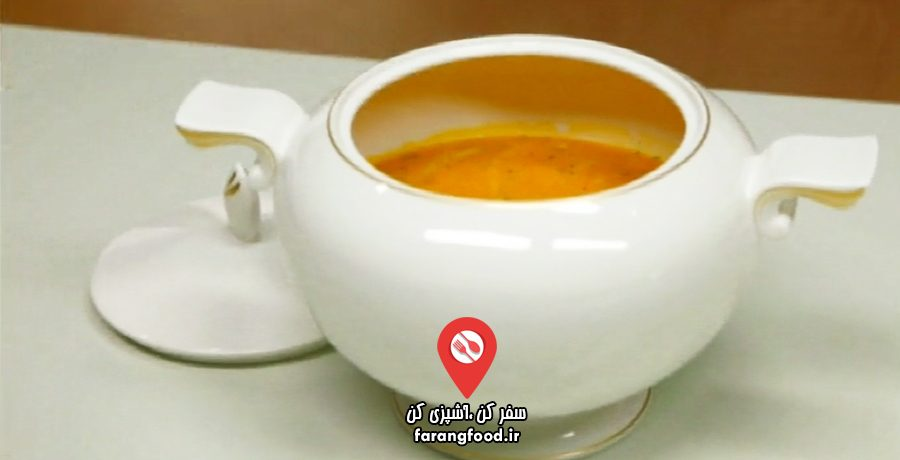 آشپزی به صرفه :فیلم آموزش سوپ هویج عربی با سس مخصوص