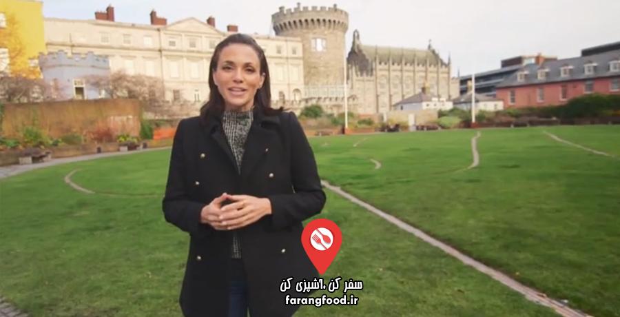 آنسوی منو : سفر به ایرلند - دوبلین