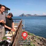 آشپزی با نیک : فیلم آموزش خوراک ماهی ایتالیایی