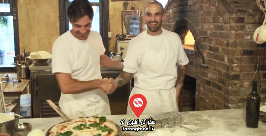 پیتزا شو : سفر به آمریکا (نیویورک)