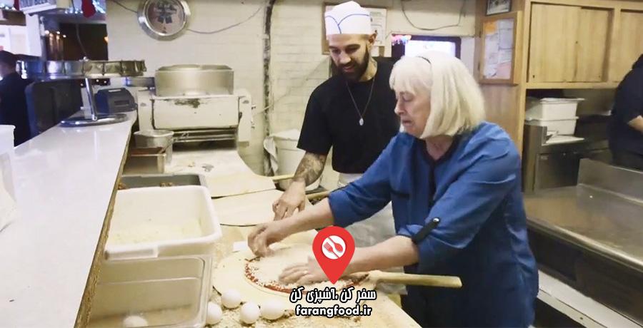 پیتزا شو : سفر به آمریکا (شیکاگو)