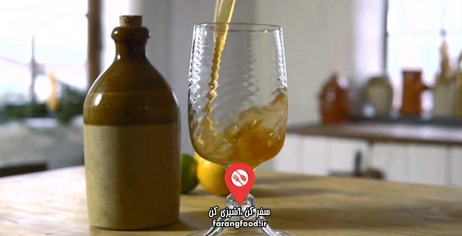 آموزش نوشیدنی سنتی