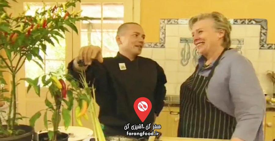 آشپز و سرآشپز: فیلم آموزش خوراک خرچنگ ، سوپ خرچنگ ، توفو و خوراک مغز