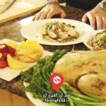 آشپز و سرآشپز: فیلم آموزش ماهی مرکب شکم پر و سالاد کیپر و سزار