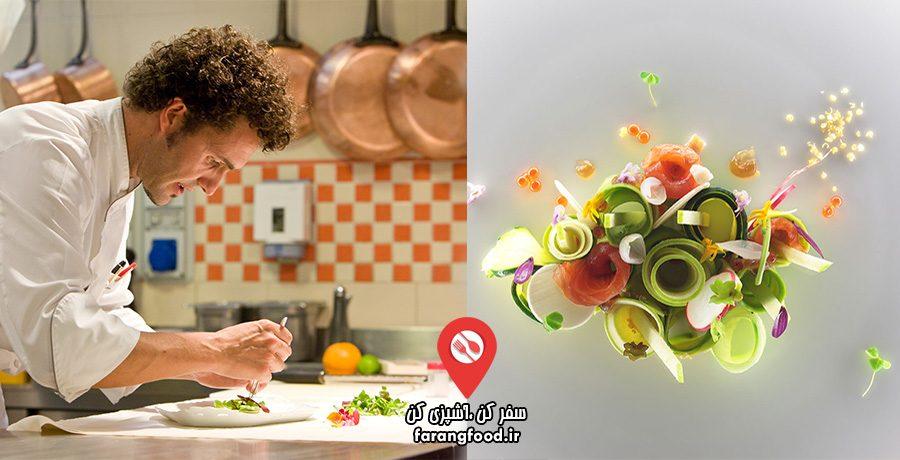 فیلم آموزش آشپزی با استفانو بایوکو ، بهترین سرآشپز ایتالیایی