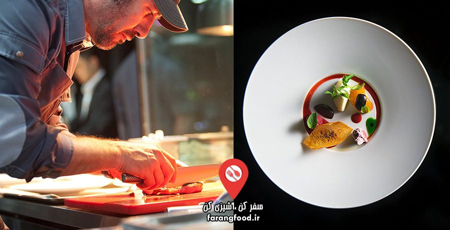 فیلم آموزش آشپزی با پاول پری،بهترین سرآشپز چینی فرانسوی