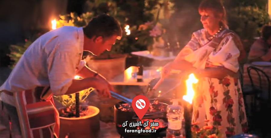 ماجراهای آشپزی: سفر به شهر گار فرانسه