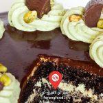 آشپزی با تاتیانا: فیلم آموزش کیک شکلاتی لیمو تمشک