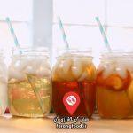 دنیای خوراکی ها : فیلم آموزش لیموناد با ۵ طعم جدید و فوق العاده