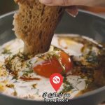نانوایی پل هالیوود : فیلم آموزش پخت نان ایرلندی استاوت با پاته (پته) ماهی دودی