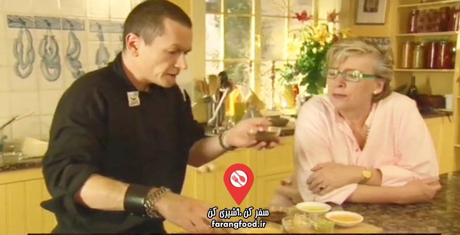 آشپز و سرآشپز فیلم آموزش آشپزی با انواع روغن گیاهی